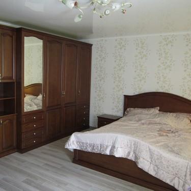 Спальни из натурального дерева ТМ «Ода» в г.Николаеве