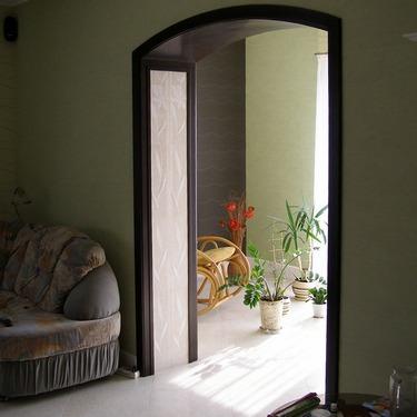 Дверные проемы из натурального дерева ТМ «Ода» на заказ в г.Николаеве