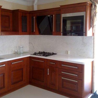 Кухни и столовые из натурального дерева ТМ «Ода» на заказ в г.Николаеве