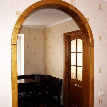 Двери и дверные проемы в классическом стиле и стиле Модерн от ТМ «Ода» в г.Николаеве