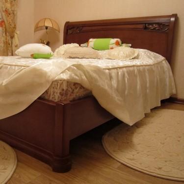 Спальни из массива натурального дерева от ТМ «Ода» в г.Николаеве