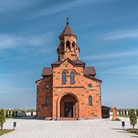 Армянская церковь Св. Георгия (г.Николаев)